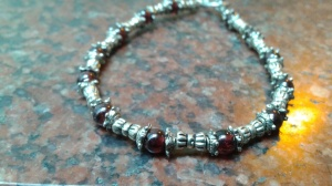 Garnet Already Bracelet SOLD $19