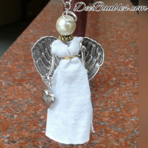 Angelica, Angel Tiny Doll $40