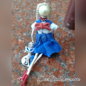 Crystal, The Anime Tiny Doll $45
