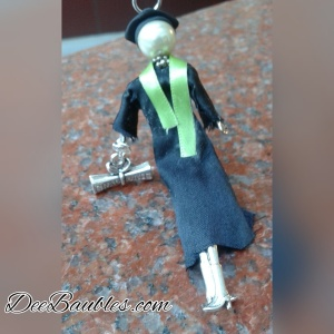 Krysta, the Graduate Tiny Doll $40