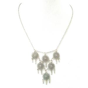 Silver Jewelry, Silver Necklace, Unique Silver Jewelry, Trendy Jewelry, Fashion Jewelry, Costume Jewelry
