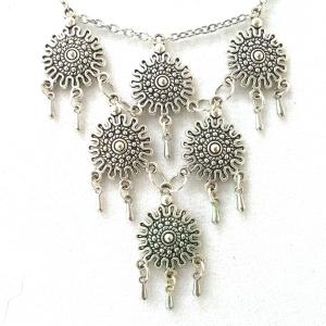 Gypsy Jewelry, Bohemian Jewelry, Boho Jewelry, Unique Boho Jewelry, Gypsy Bride, Boho Bride, Bohemian Bride, Statement Jewelry, Boho Statement Necklace, Unique Statement Necklace