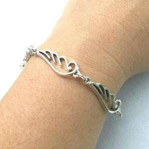 Wings, Wing, Wing Bracelet, Mr. Mister, Take these Broken Wings, Alternative Jewelry, Statement Bracelet