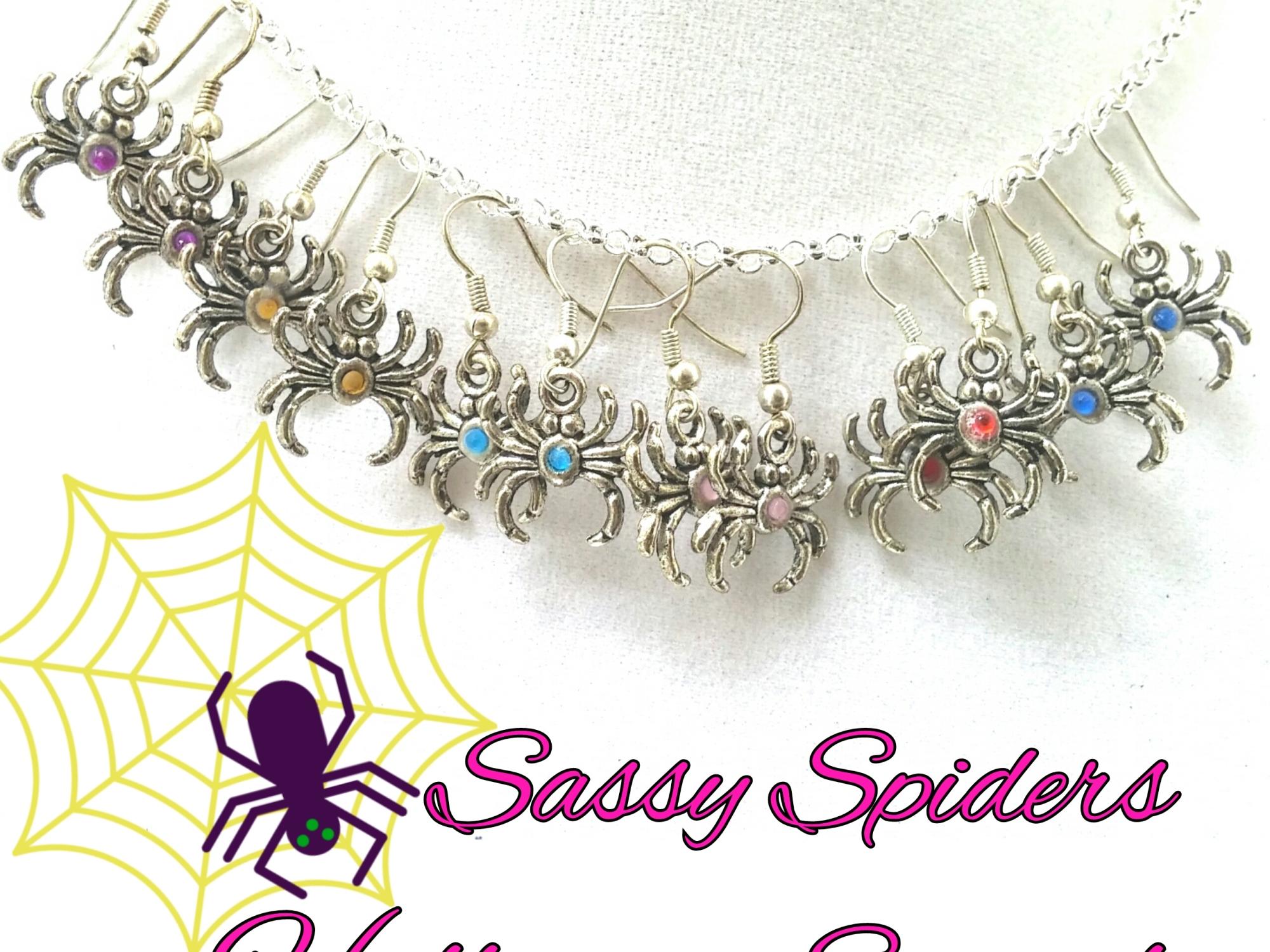 Spider Jewelry, Halloween Jewelry, Punk Jewelry, Goth Jewelry, Fantasy Jewelry, Trendy Jewelry, Trendy Fashion Jewelry, Cheap Fashion Jewelry, Fashion Jewelry Online