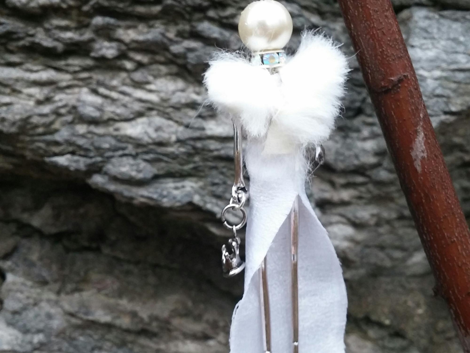 Doll, Christmas Doll, Snow Doll, Winter Doll, Ice Doll, Winter Princess, Snow Princess, Ice Princess, Christmas Ornament, Tree Ornament